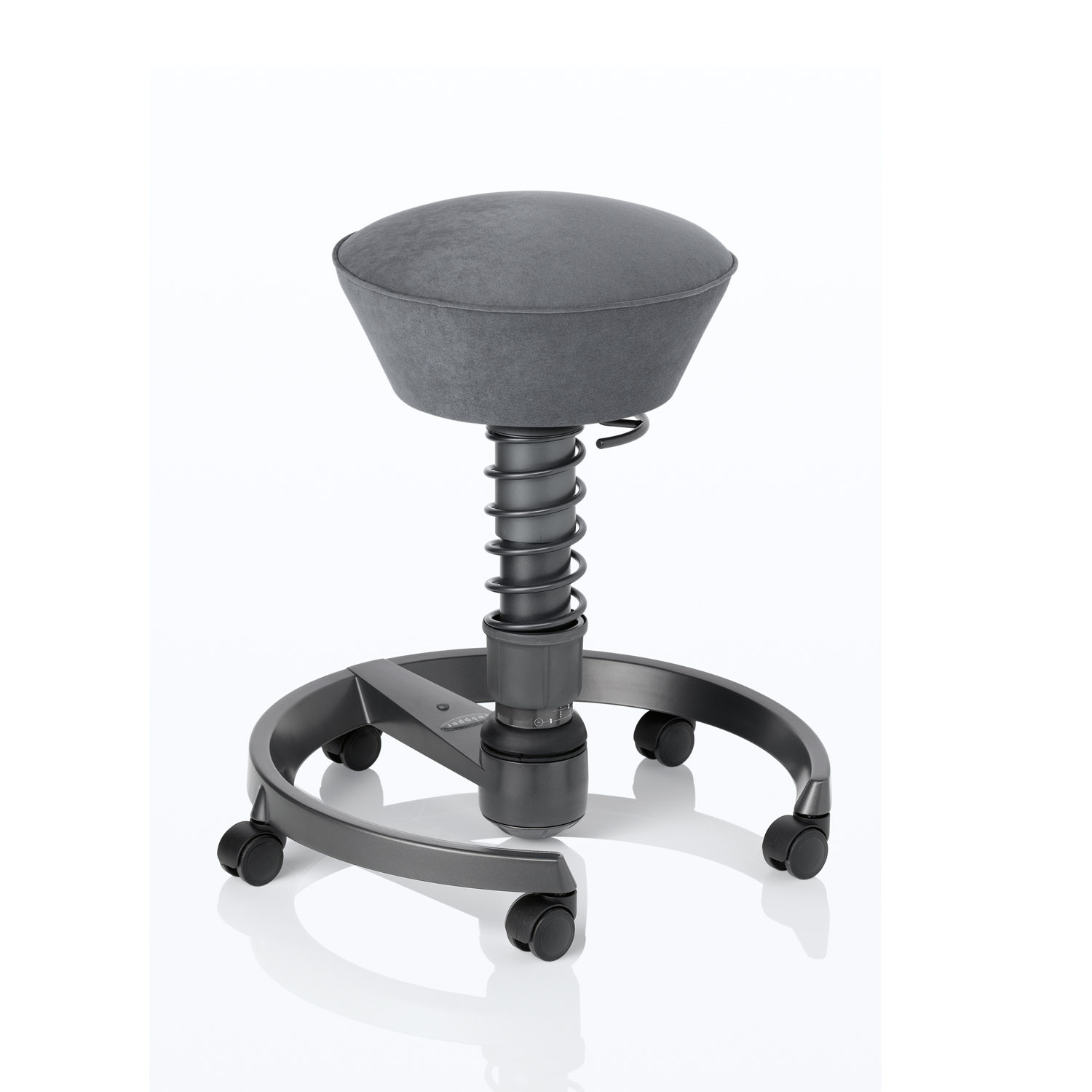 Swopper Classic Stool on Wheels