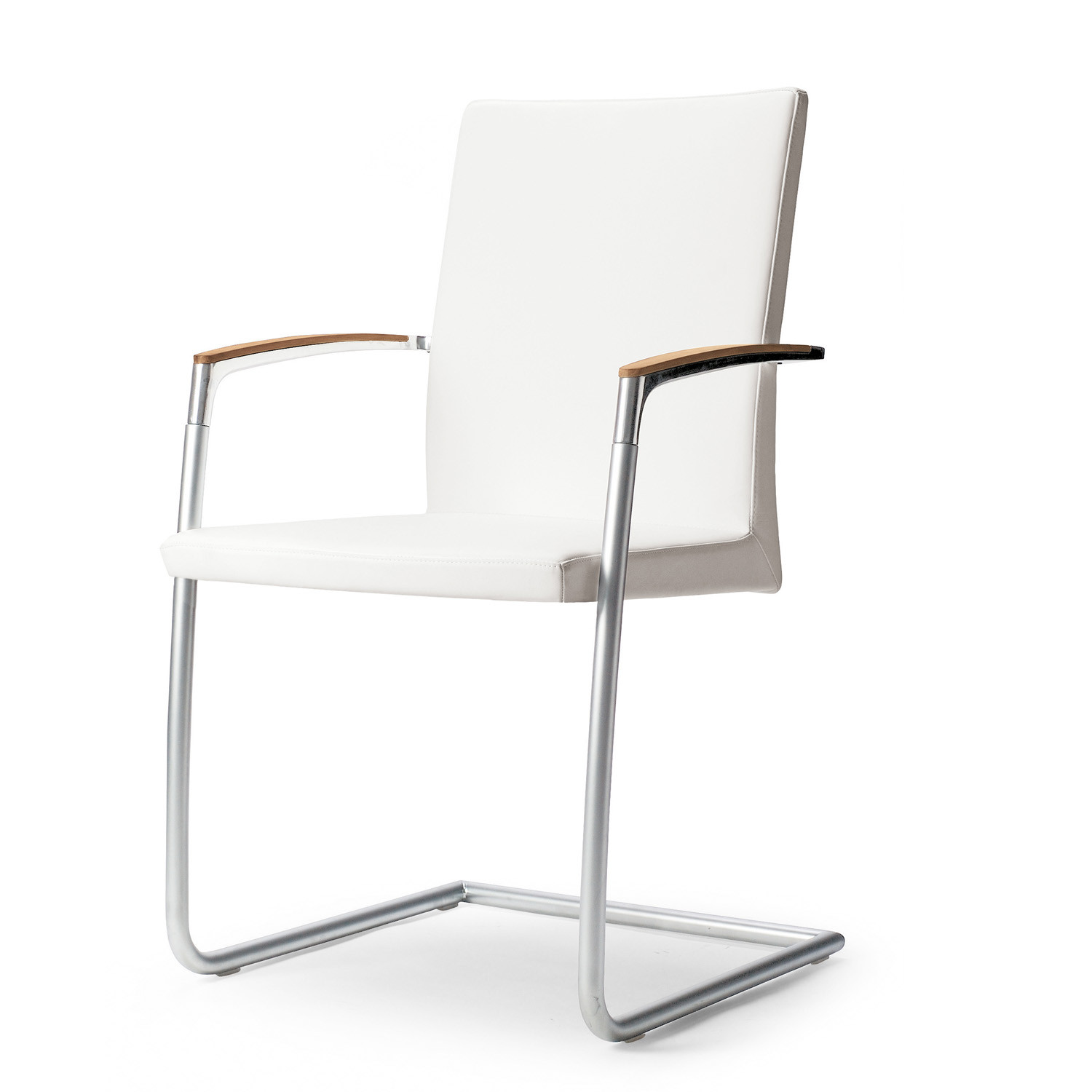 Symbol Chair in White