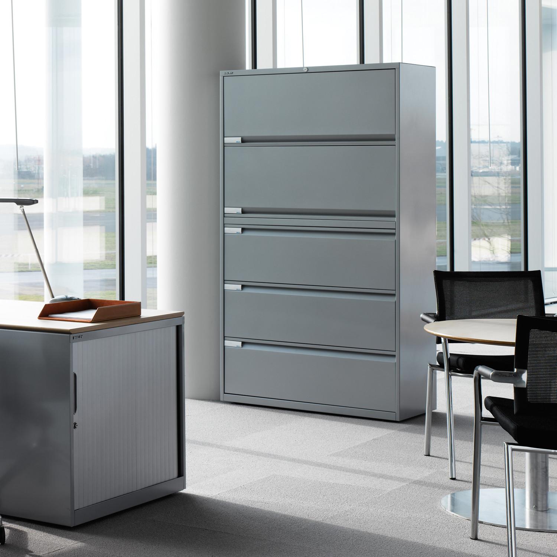SystemFile Storage Drawers Unit