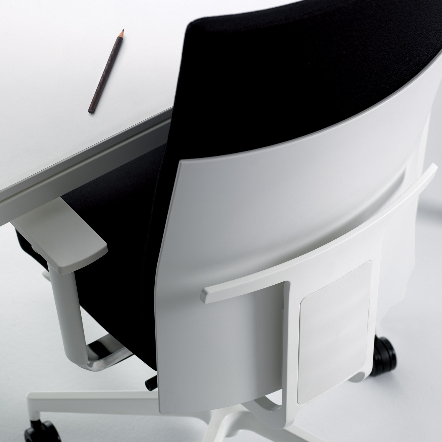 T-Sit Office Chair Back Detail