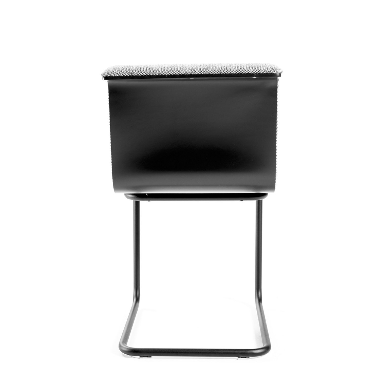 Tab Chair Cantilever Version Rear