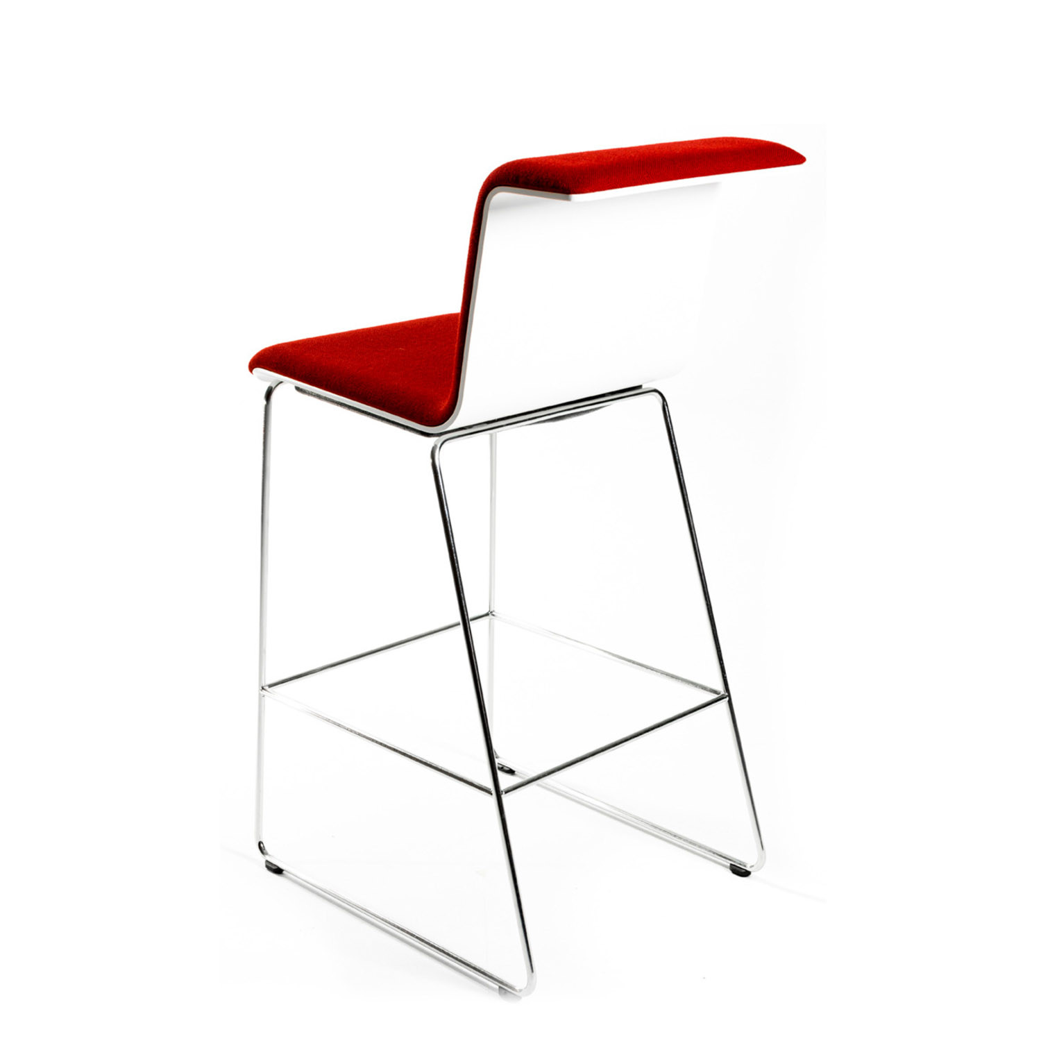 Bulo Tab High Stool Rear View