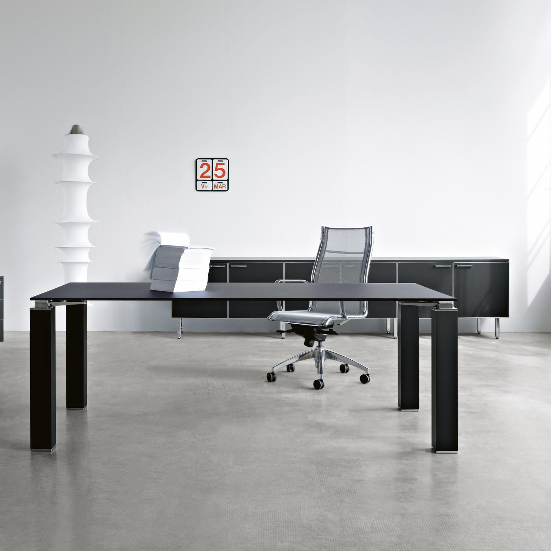 Tao Black Executive Office Desk