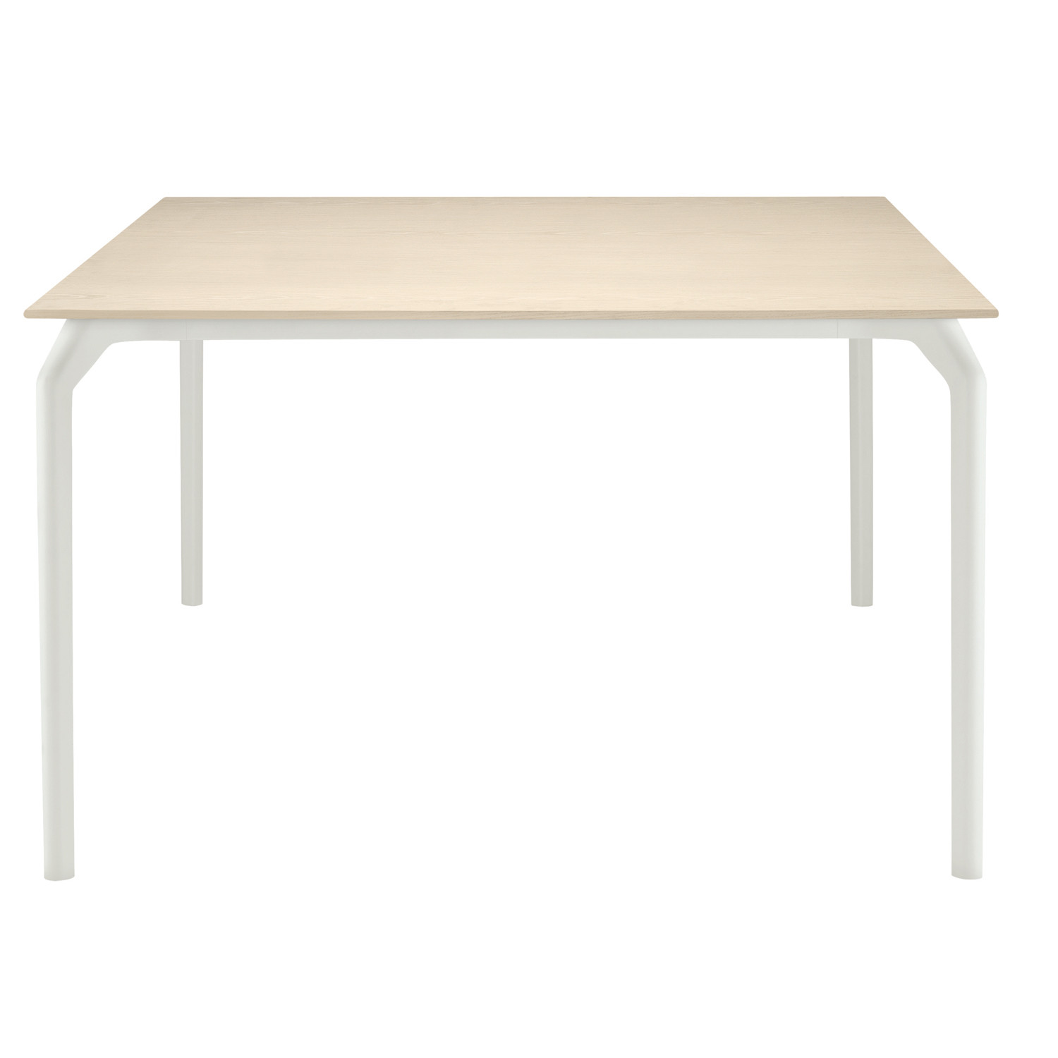 TEC Table in whitened oak