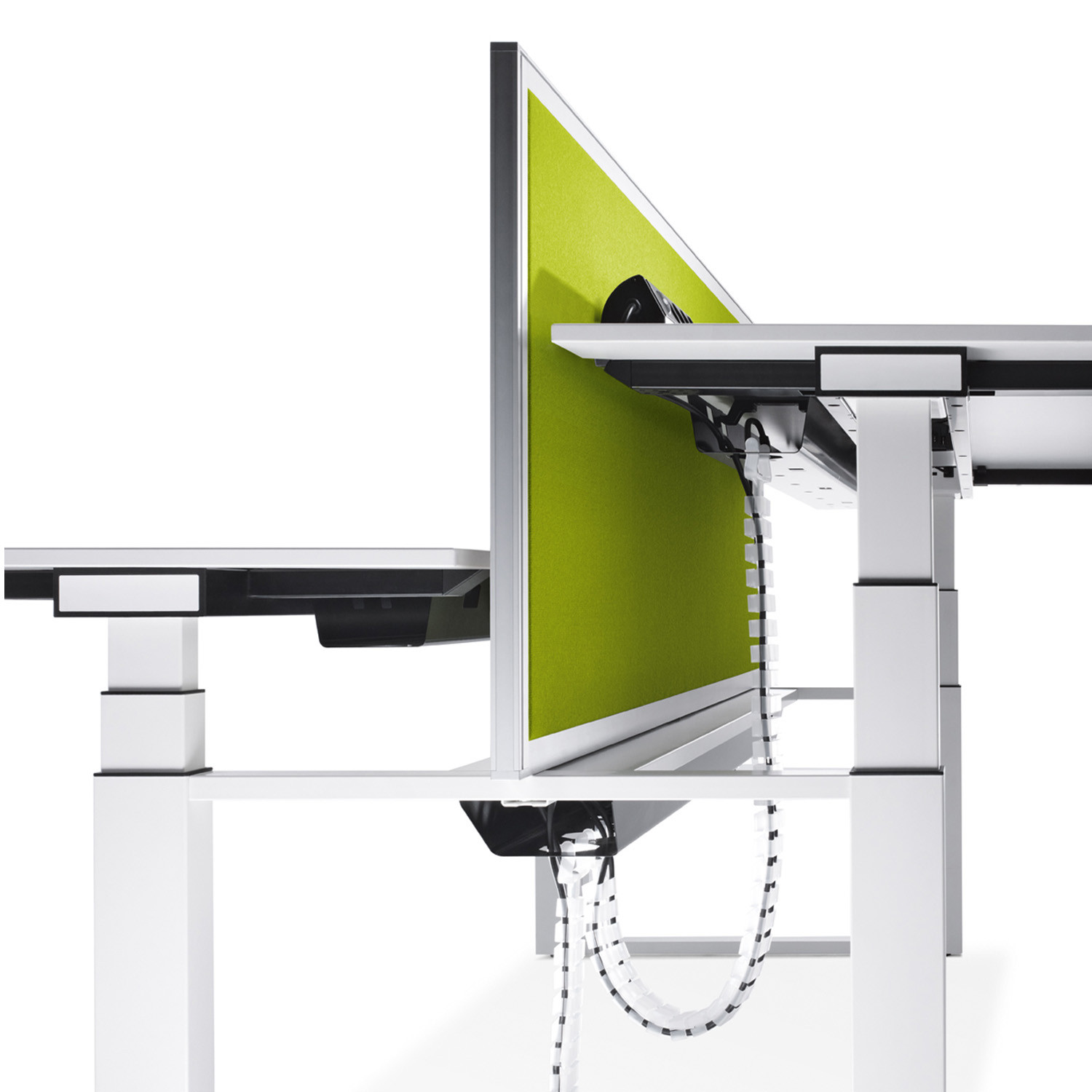 Temptation Height Adjustable Double Bench