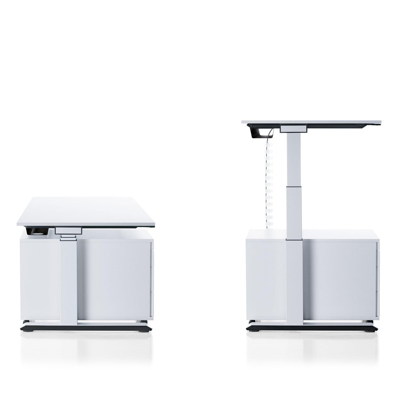 Temptation C Height Adjustable Office Desks