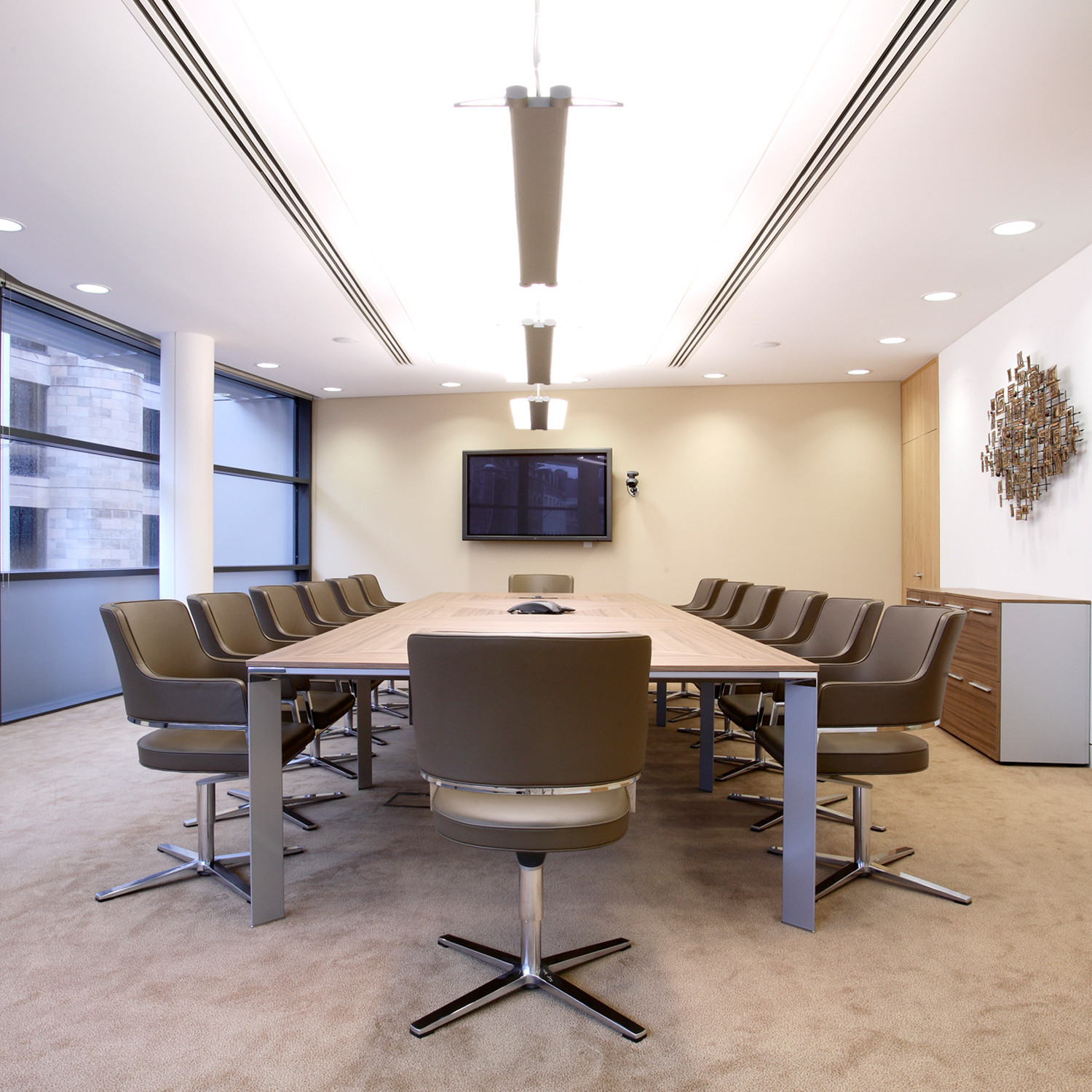 Tempus Boardroom Chairs