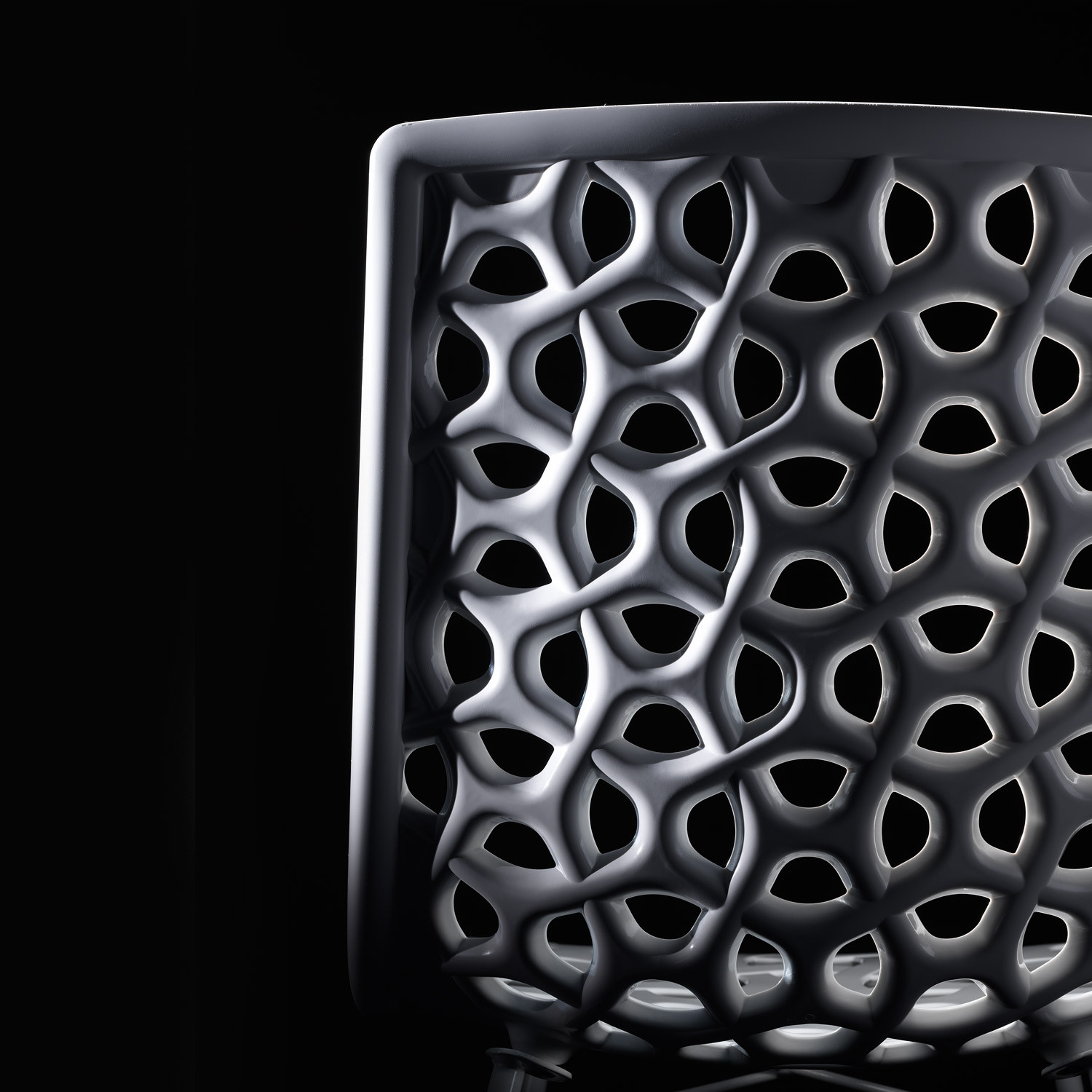 Tess.C Chair Manifold Weave Detail