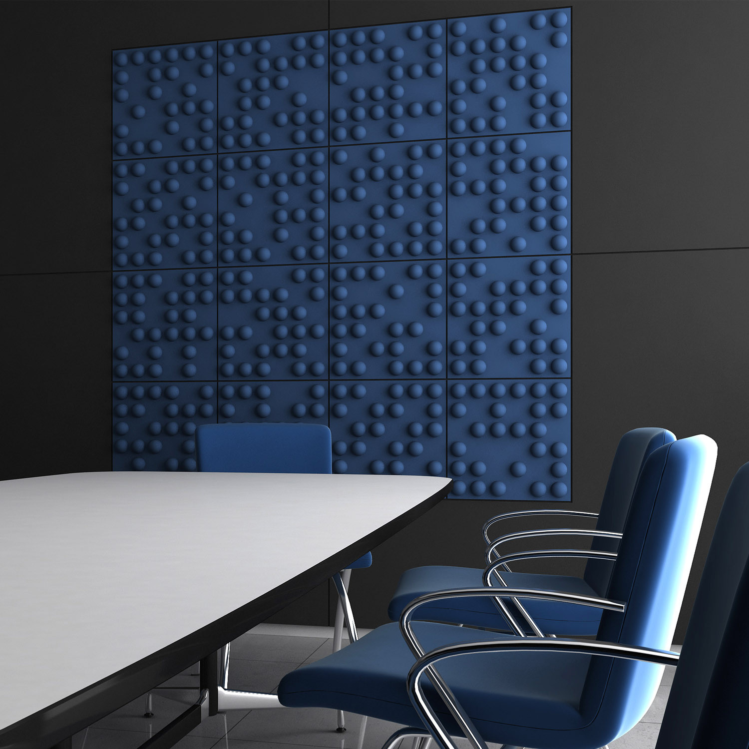 Tetris Acoustic Wall Panels