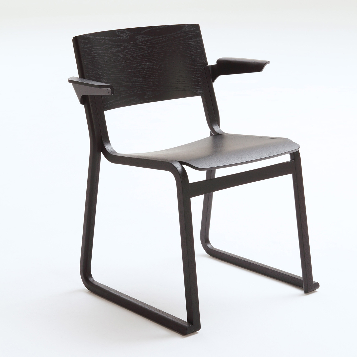 Theo Chair with armrests
