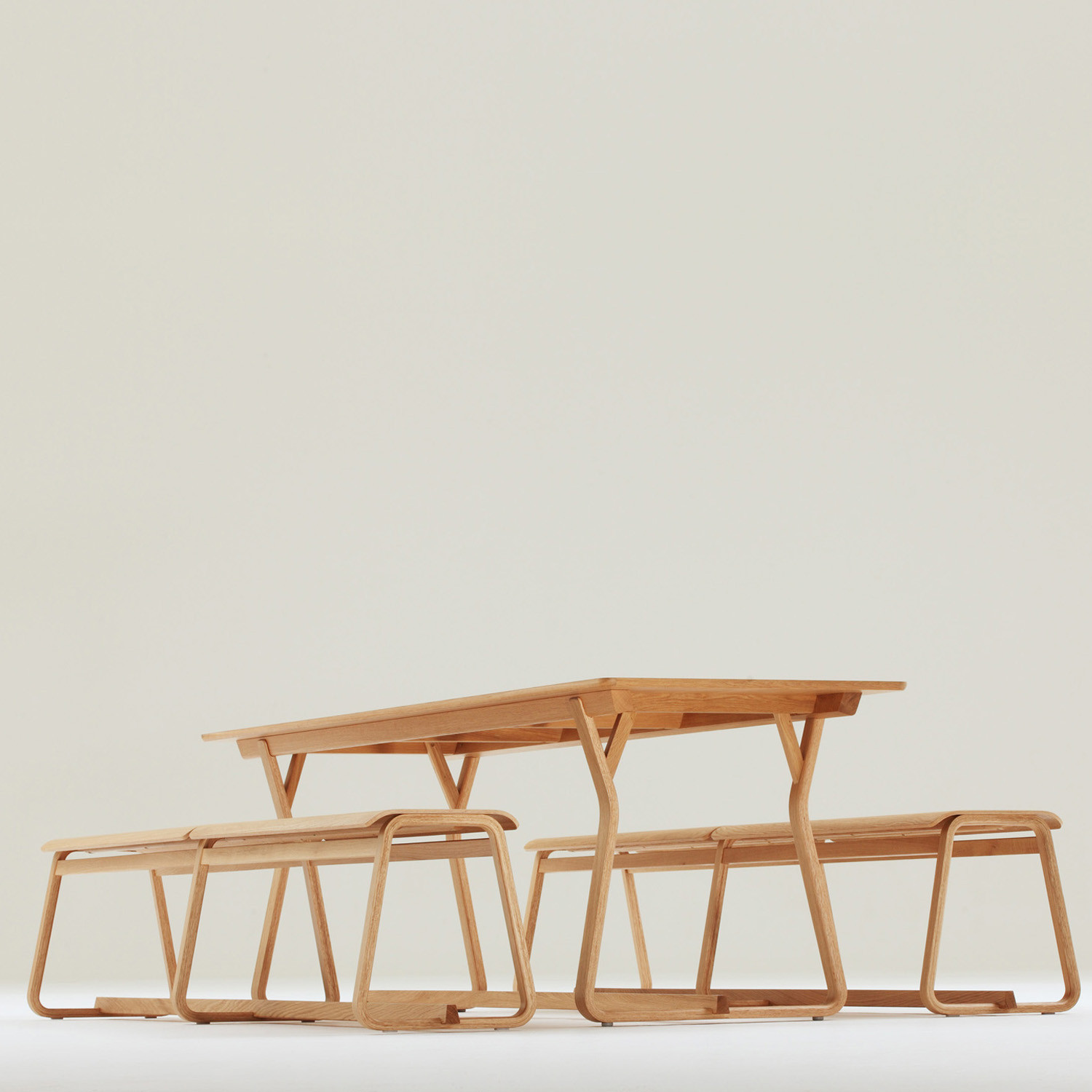Theo Wooden Breakout Table