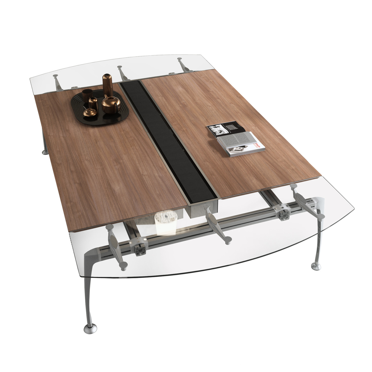 Tipe Combi Meeting Table
