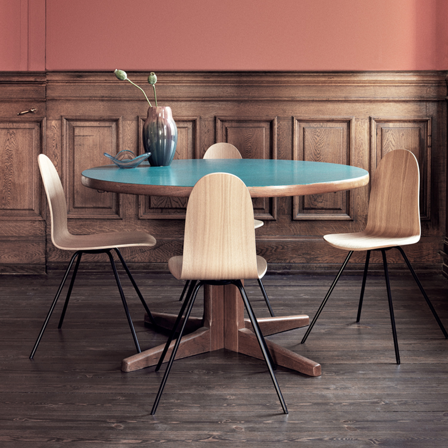 The Tongue Dining Chair from Howe
