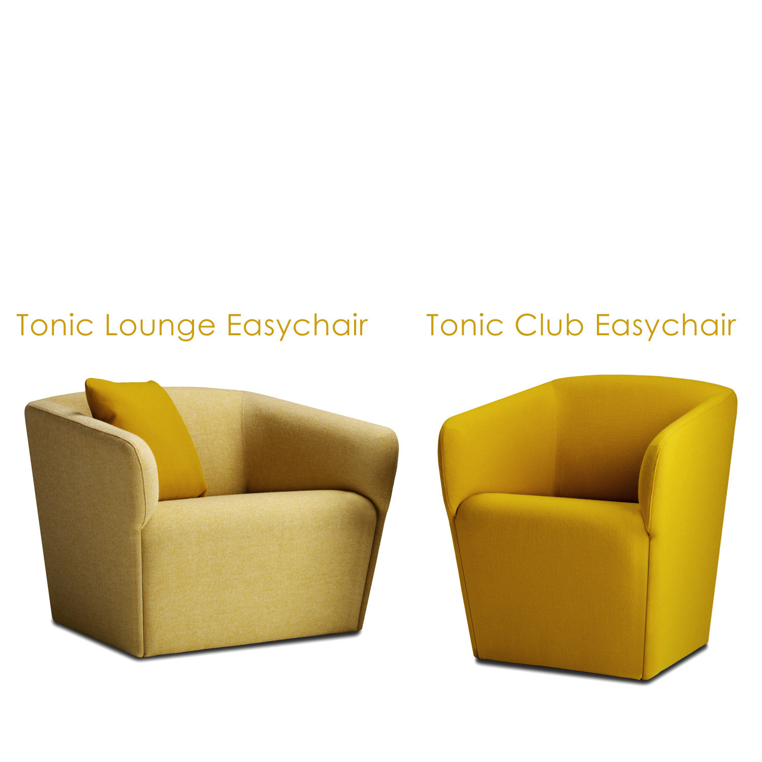 Tonic Easychairs
