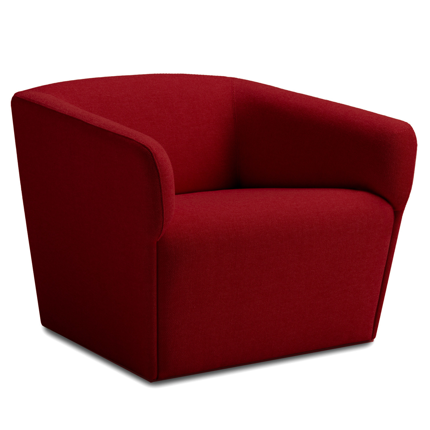 Tonic Lounge Easychair in Red