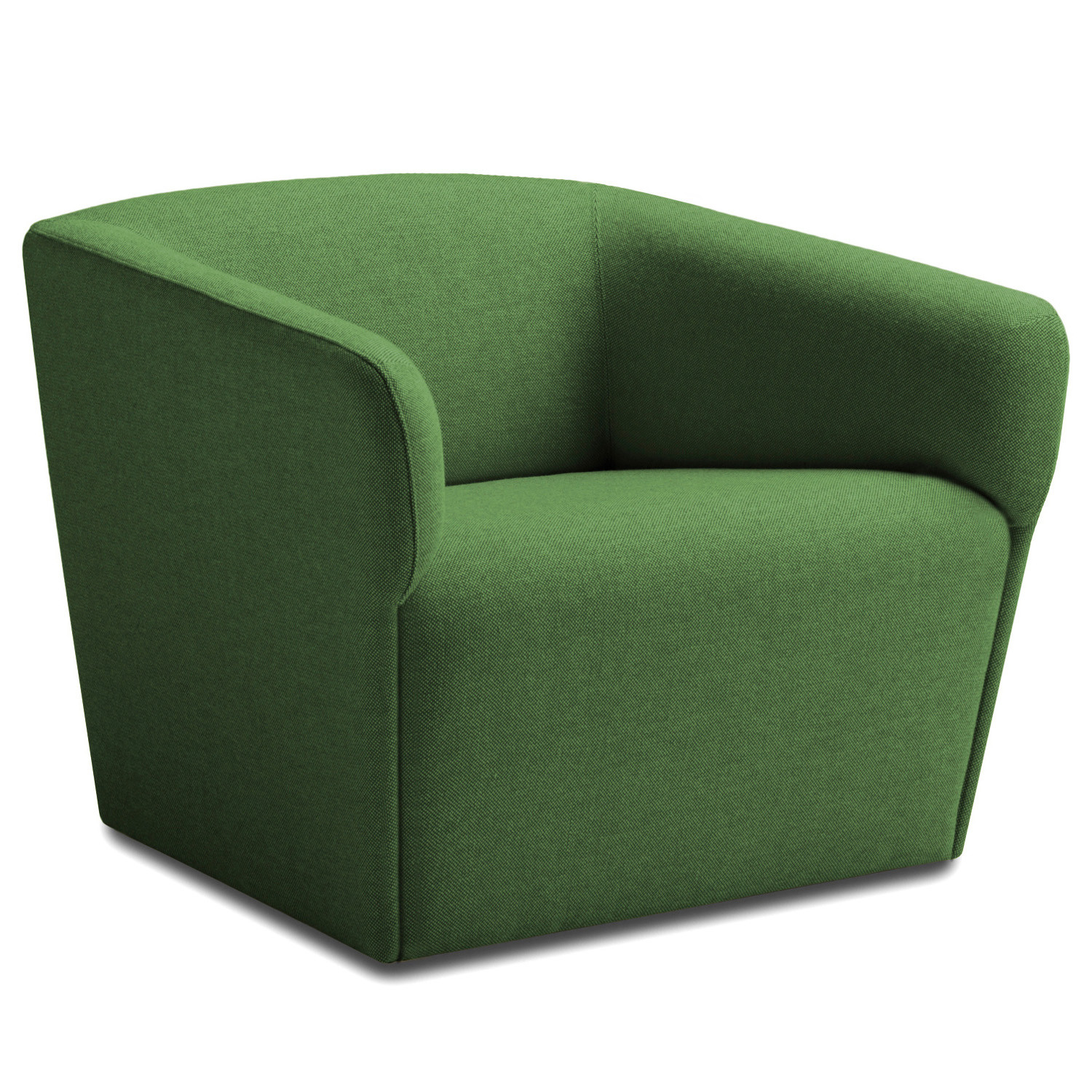 Tonic Lounge Easychair in Green