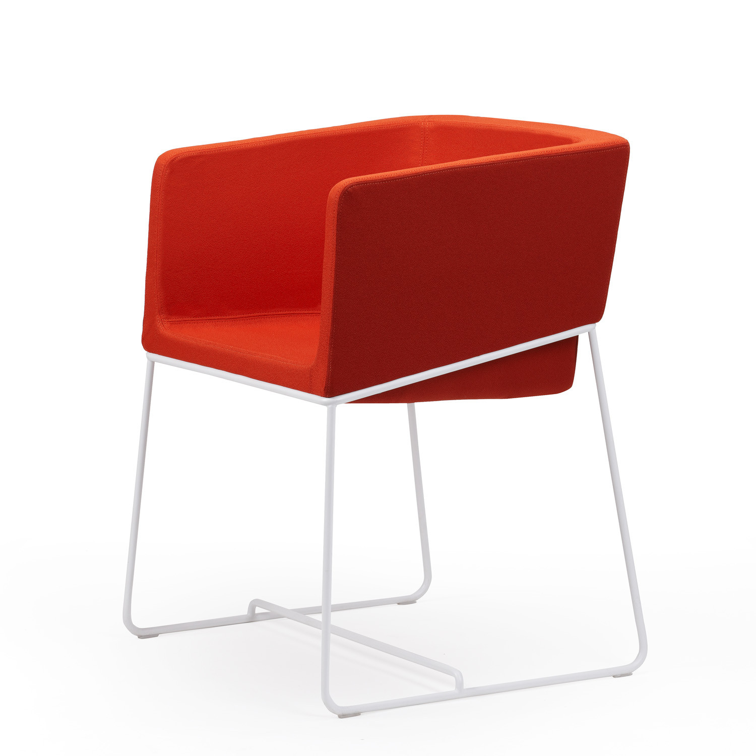 Tonic Armchairs Sled Base