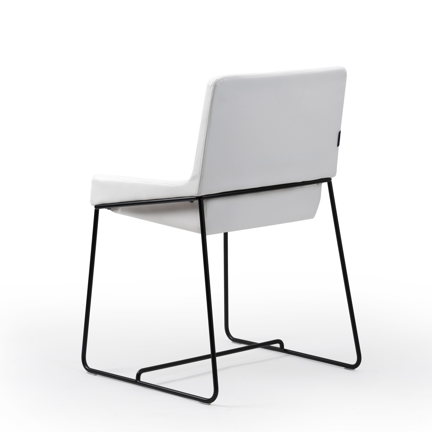 Tonic Sled Base Chair from Lorenz Kaz