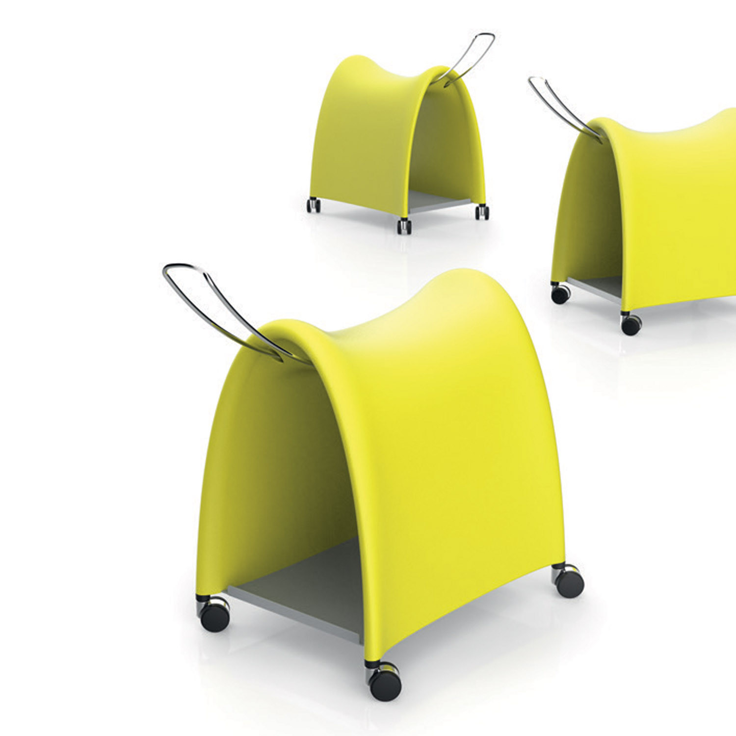 Torro Portable Office Stools