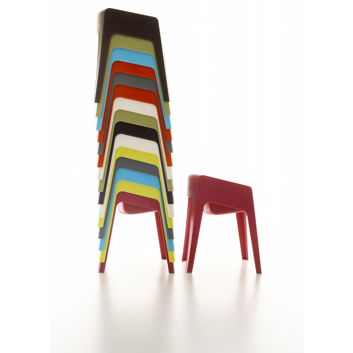 Tototo Stacking Chairs