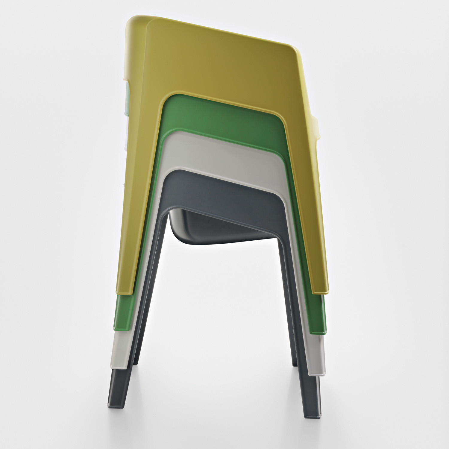 Tototo Stackable Armchairs