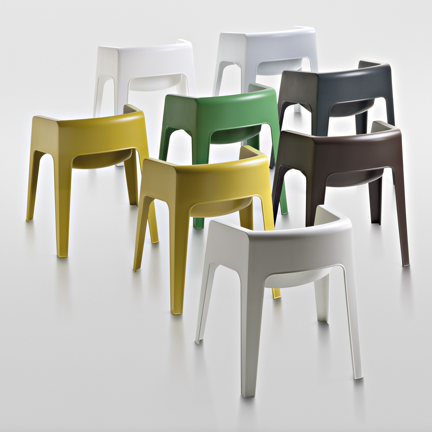 Tototo Armchairs by MaxDesign