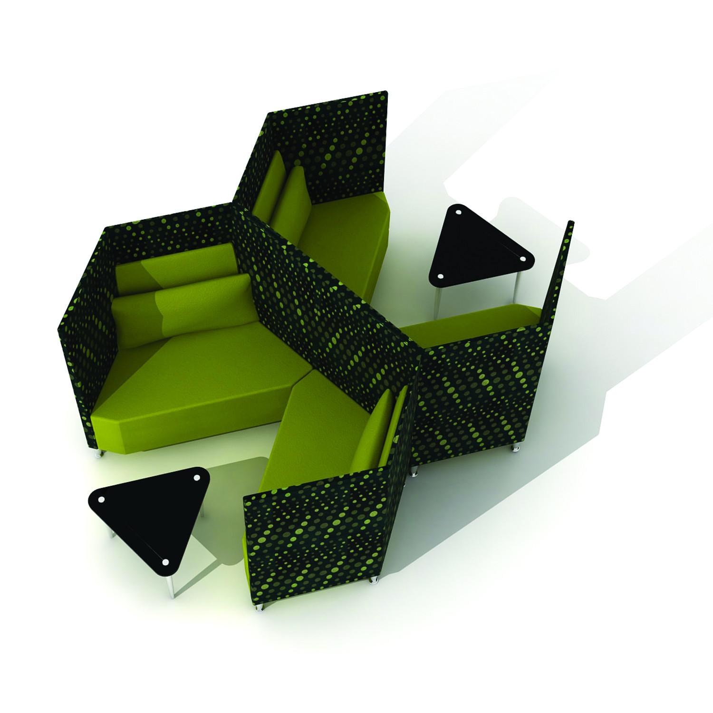 Trapeze Sofas