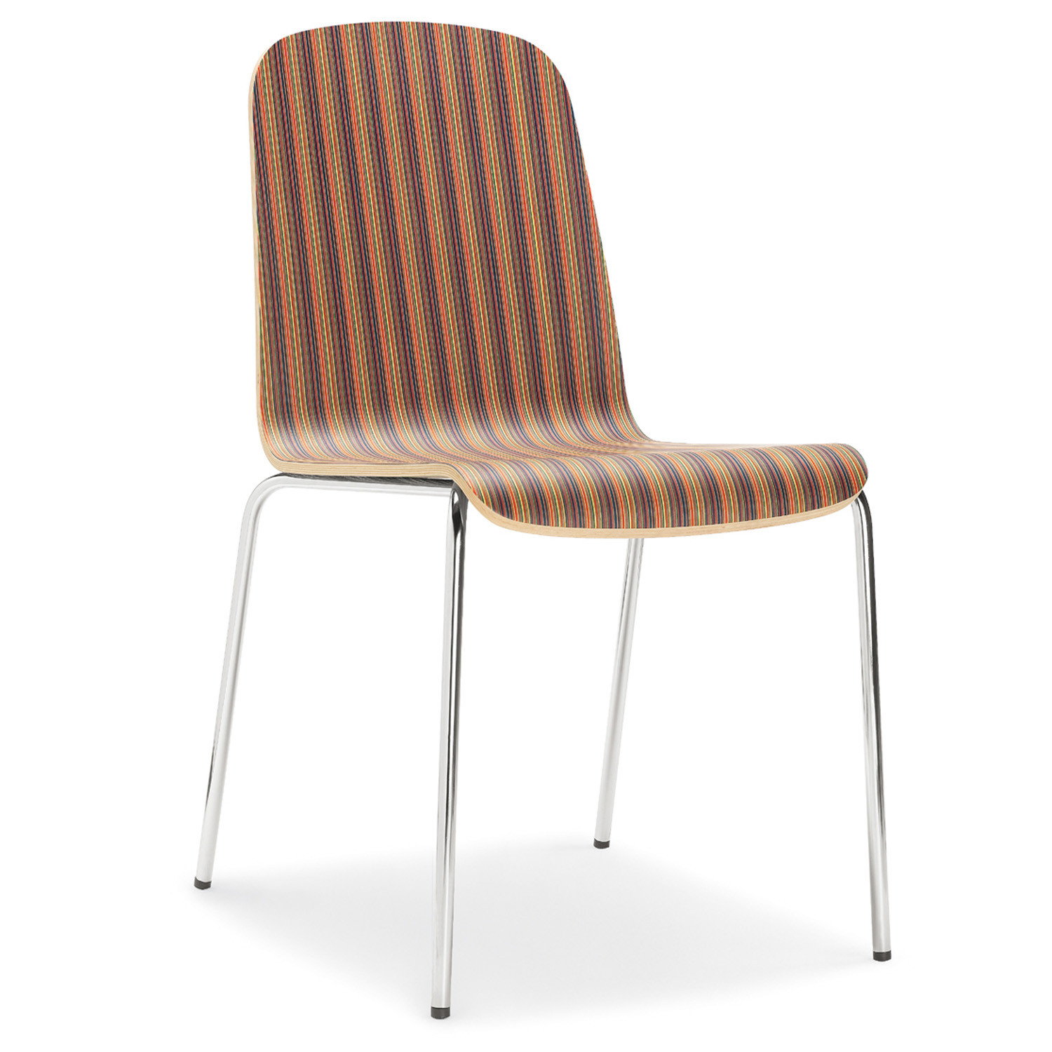 Trend Chair Striped Pattern