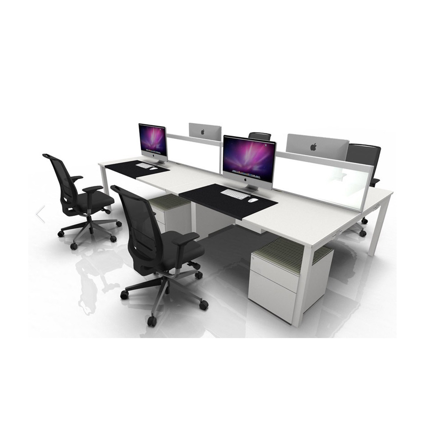 TriASS Desk System