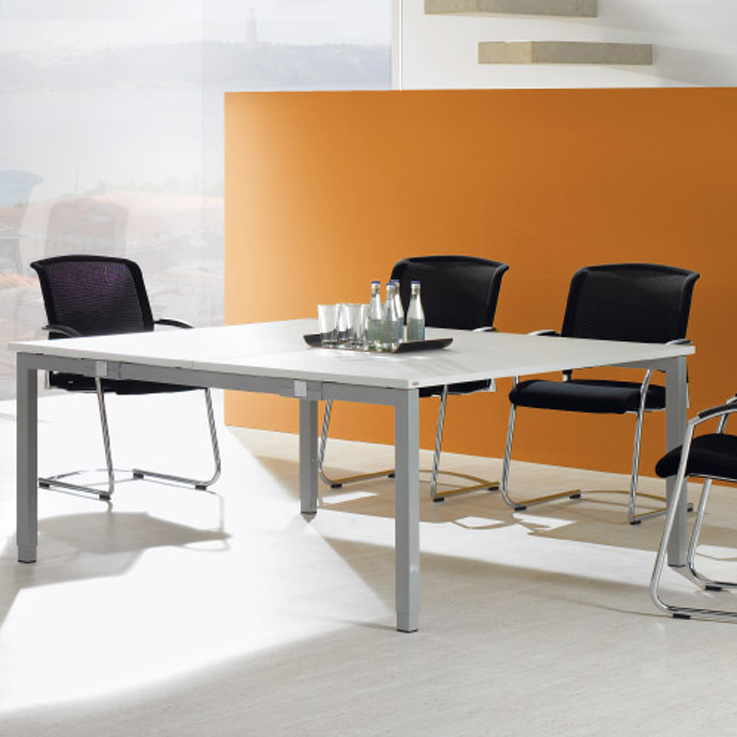 TriASS Meeting Tables by Assmann