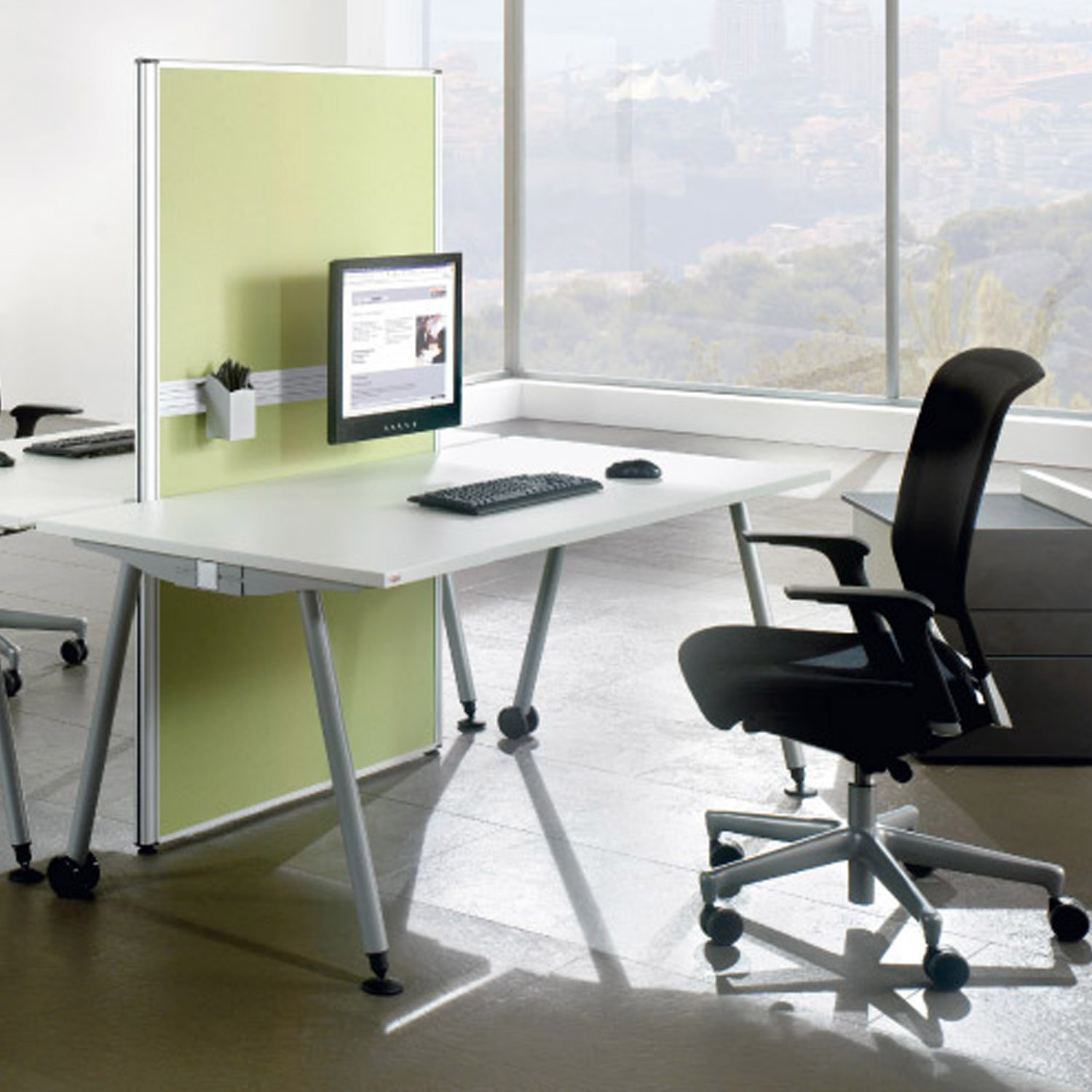 TriASS Staff Desks