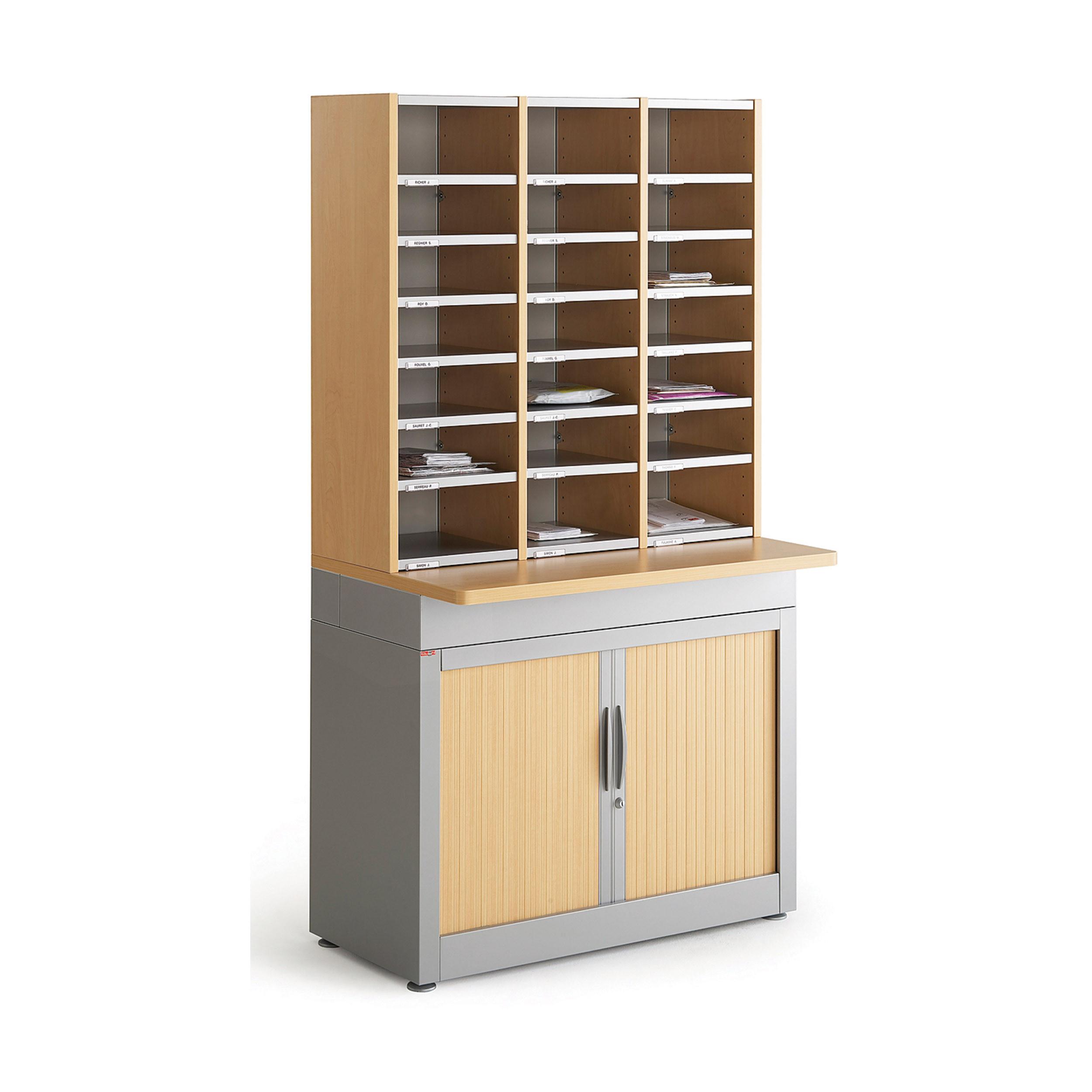 Trimod Mailroom Furniture