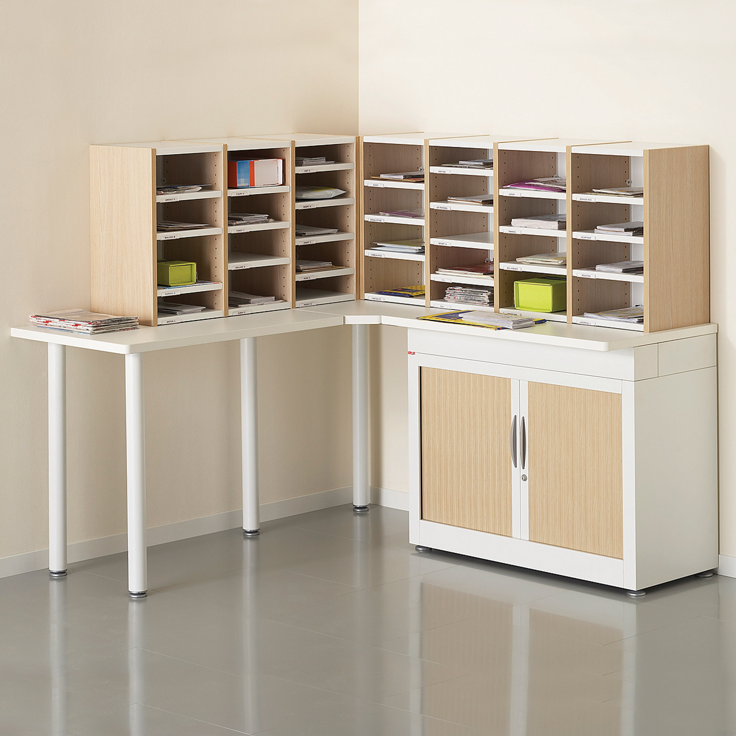 Trimod Post Room from Apres Furniture