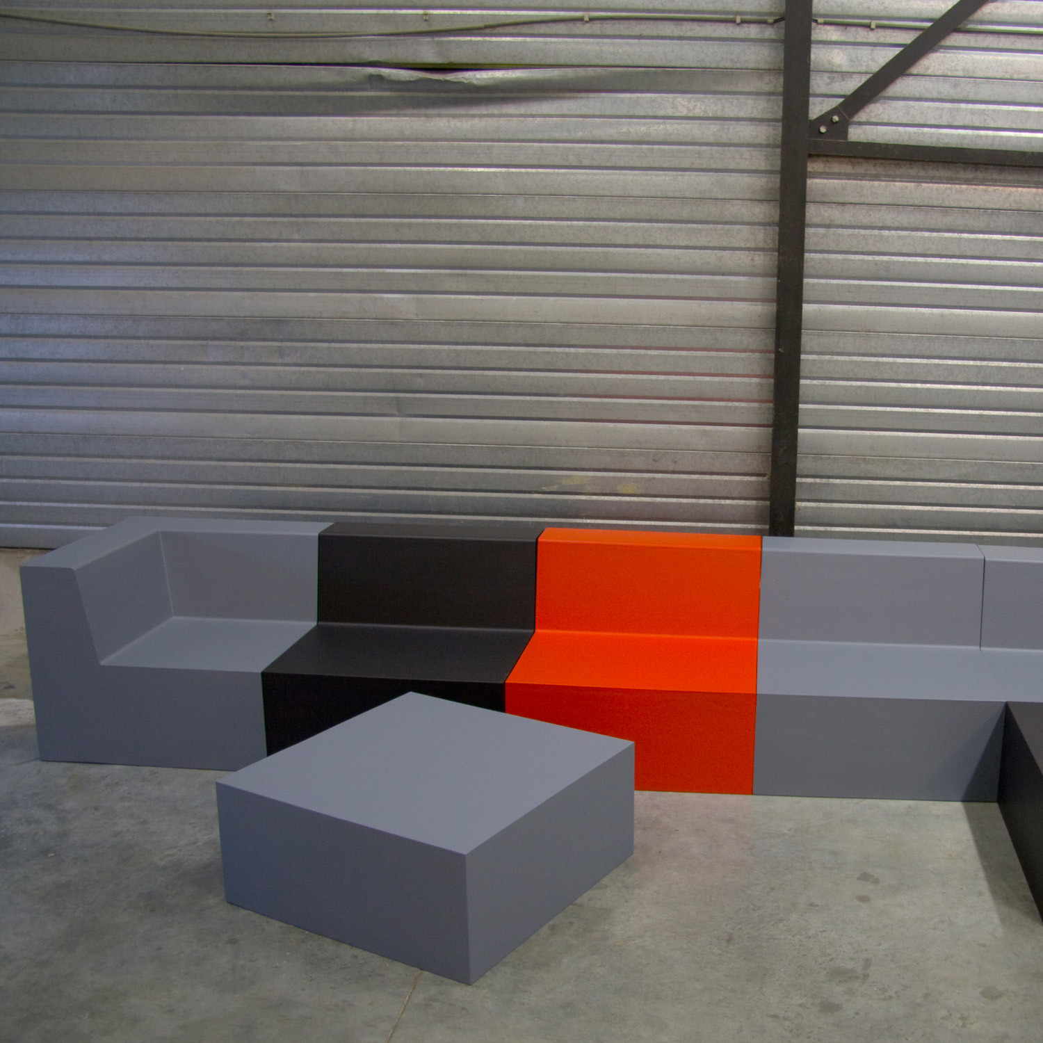 Trinity Soft Seating by Pieter Jamart