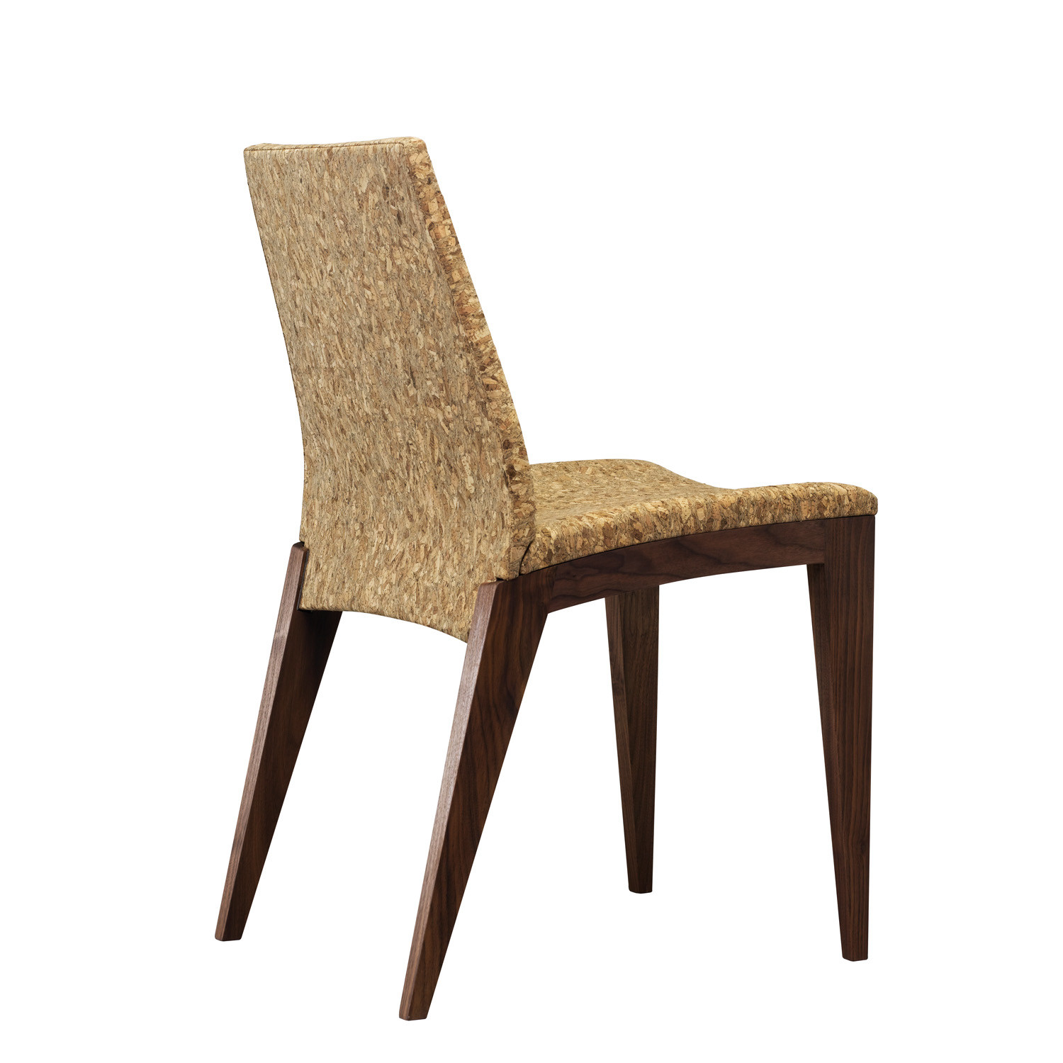 Trunk Dining Chair Cork Upholstered