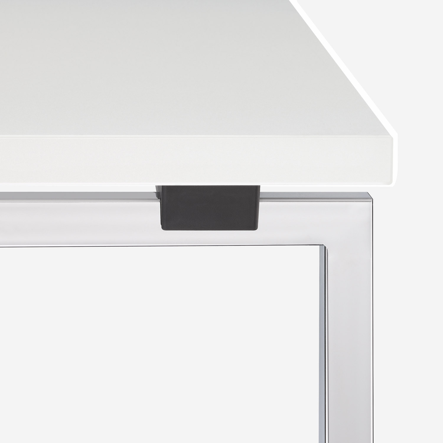 Brunner Trust Folding Table detail
