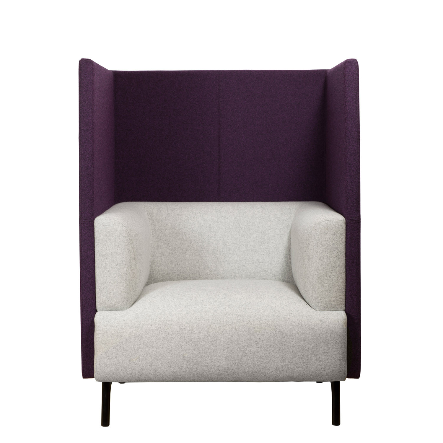 Tryst High Back Armchair by Connection