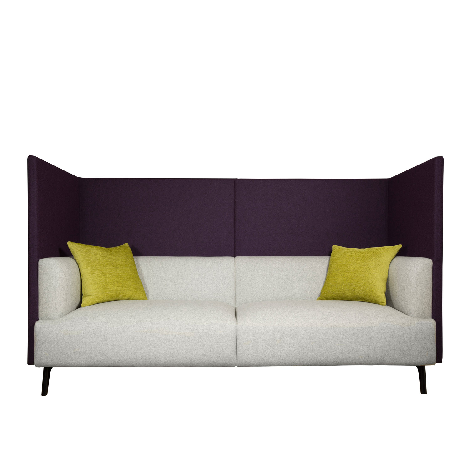 Tryst Acoustic High Back Sofa