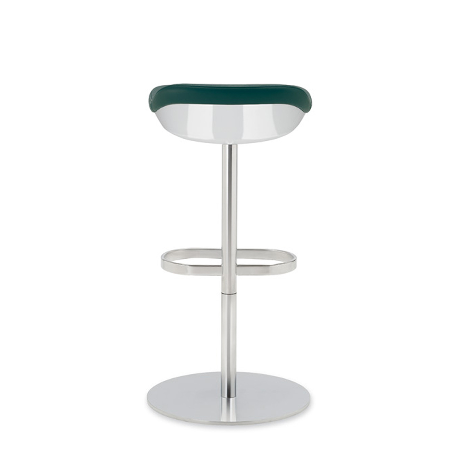 Turtle Bar Stool by Walter Knoll