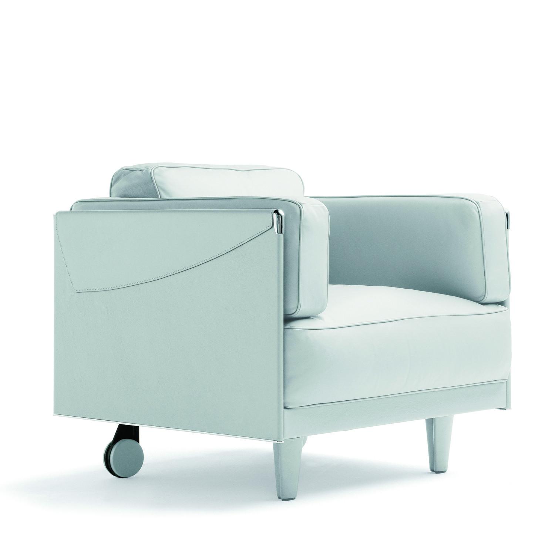 Twice Armchair by Poltrona Frau