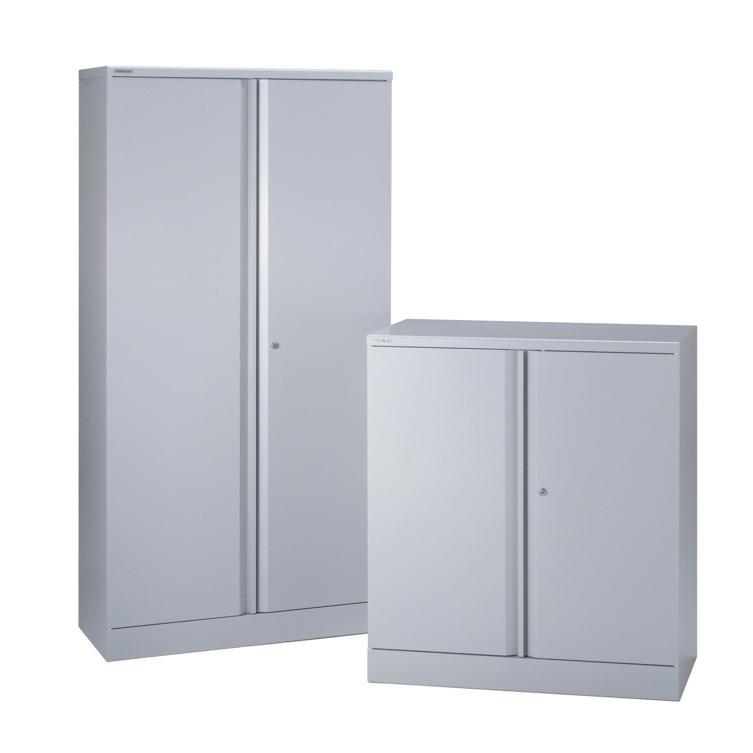 Office Cupboards with fitments from Bisley