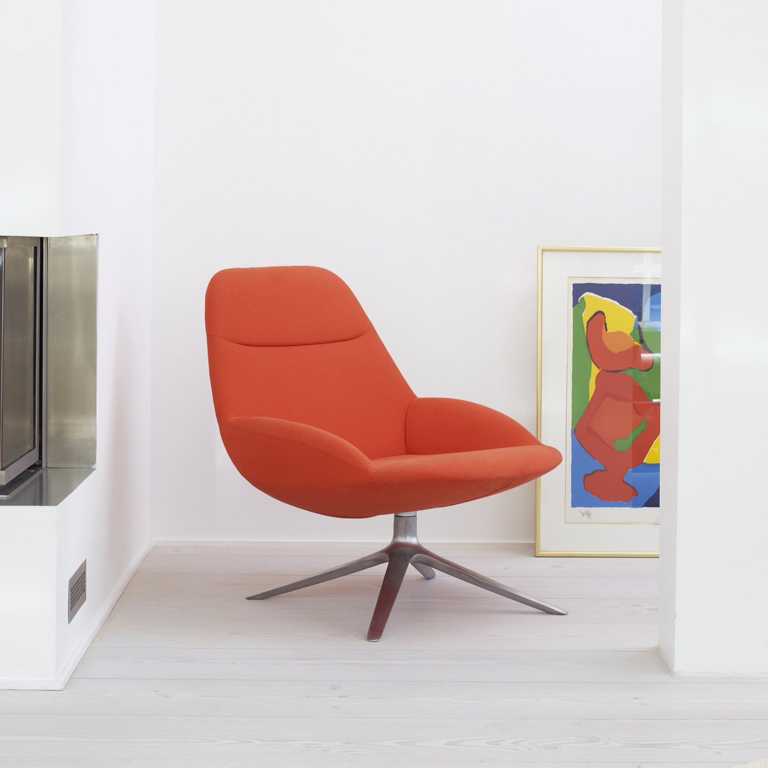 Uma Breakout Lounge Chair