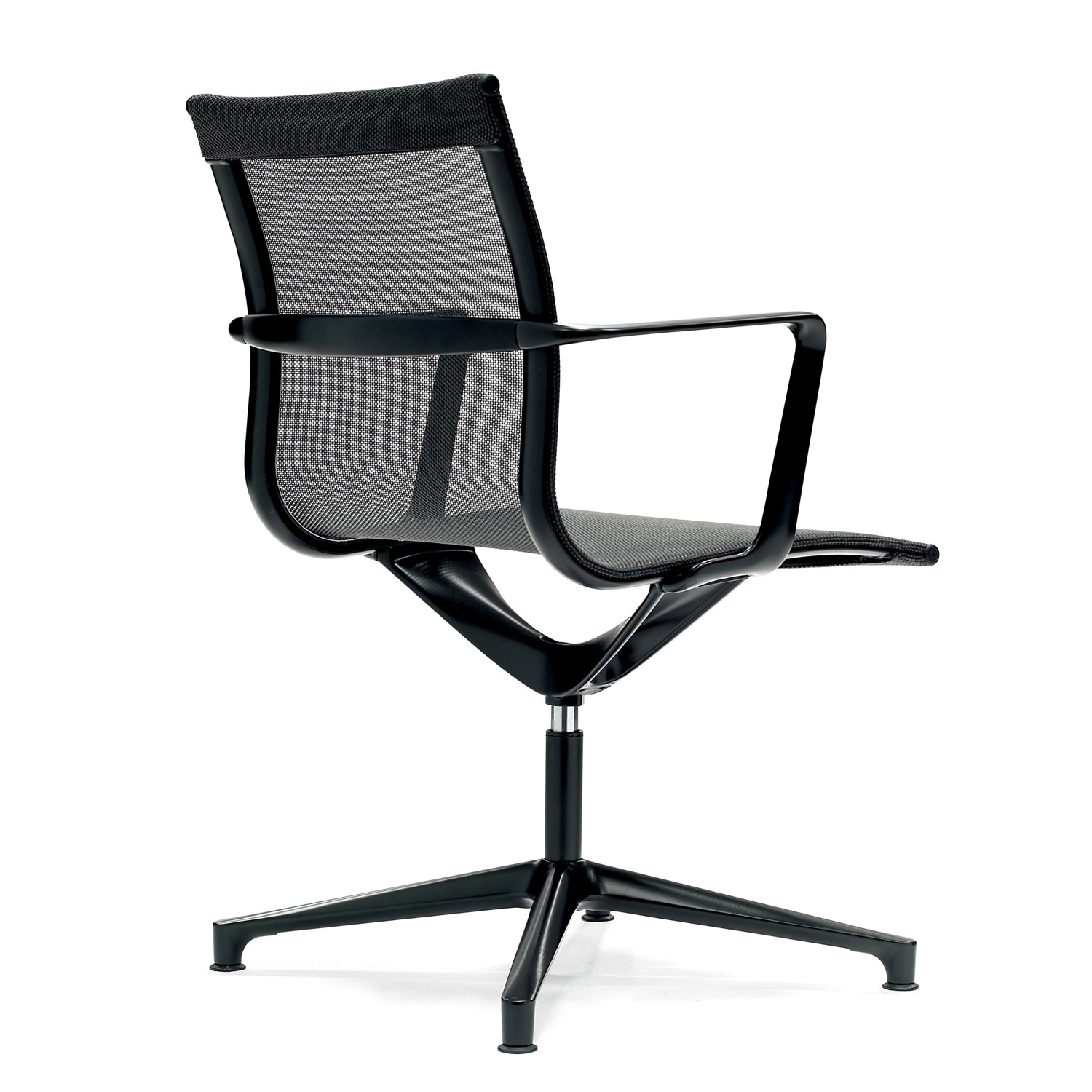 Una Mesh Office Meeting Chair