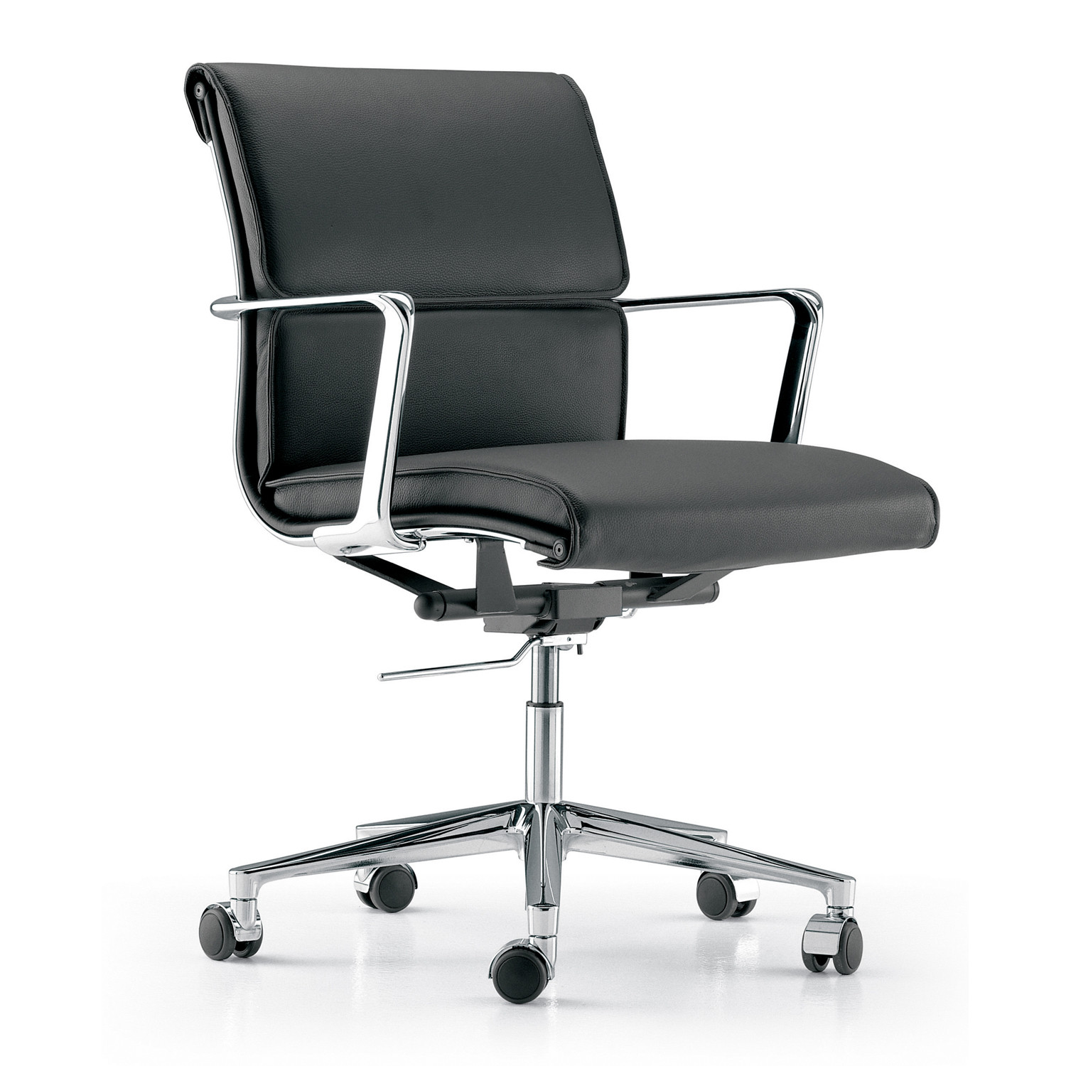Una Executive Meeting Armchair by ICF Spa