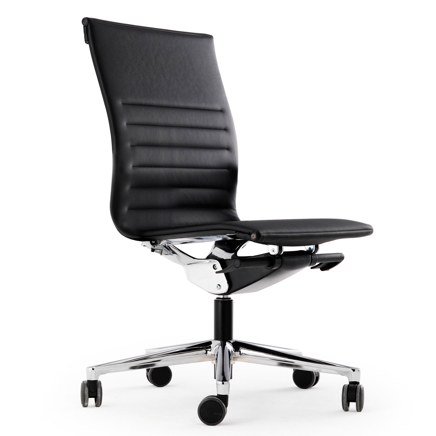 Una Plus Leather Office Chair