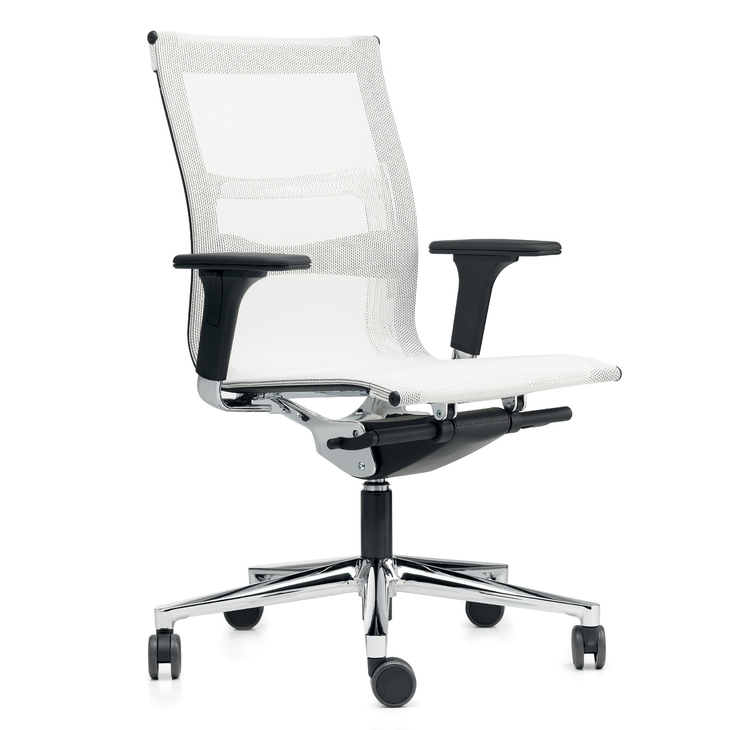 Unia Plus Desk Chair with mesh back