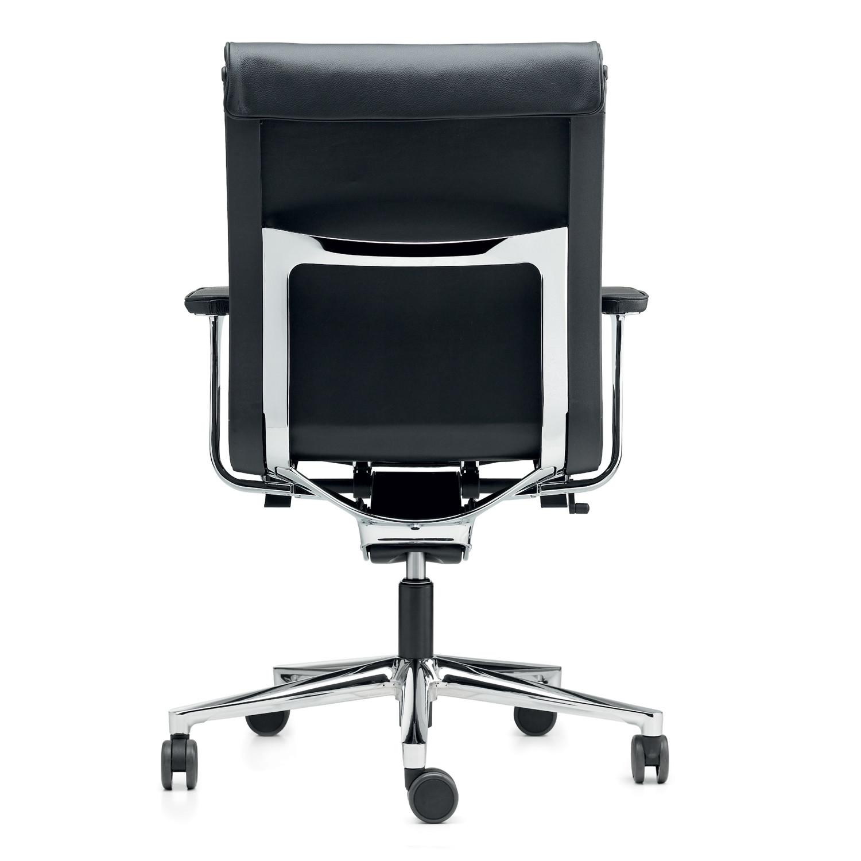 Una Plus Executive Chair back detail