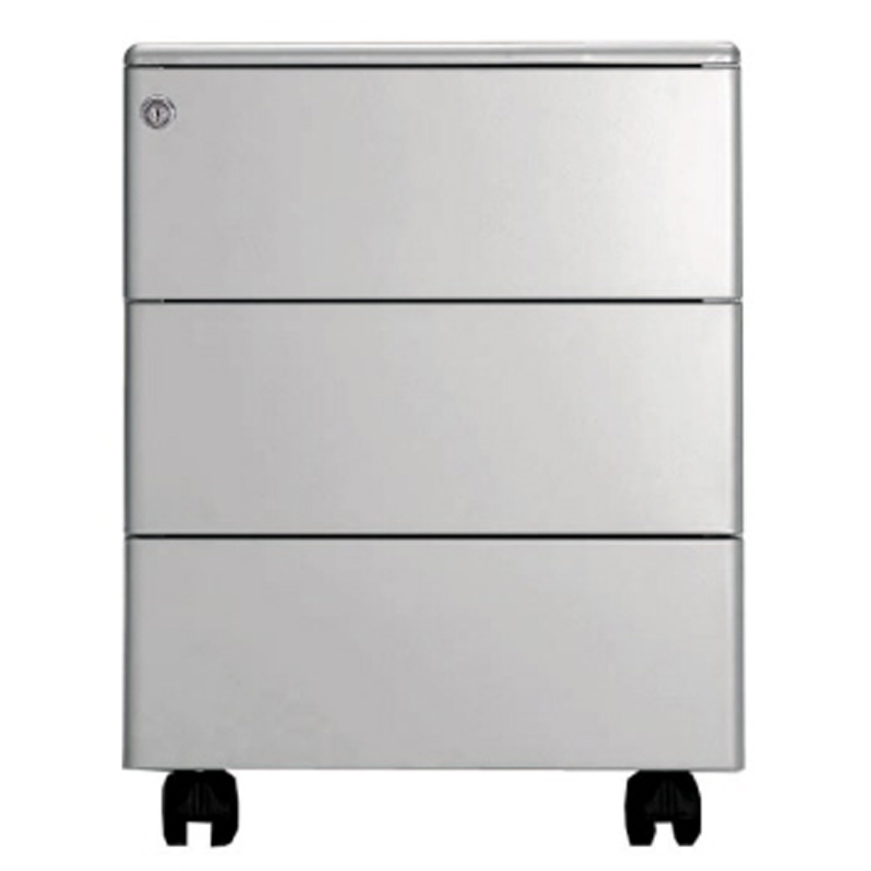 Universal Mobile 320 Desk Pedestal 3 box drawers