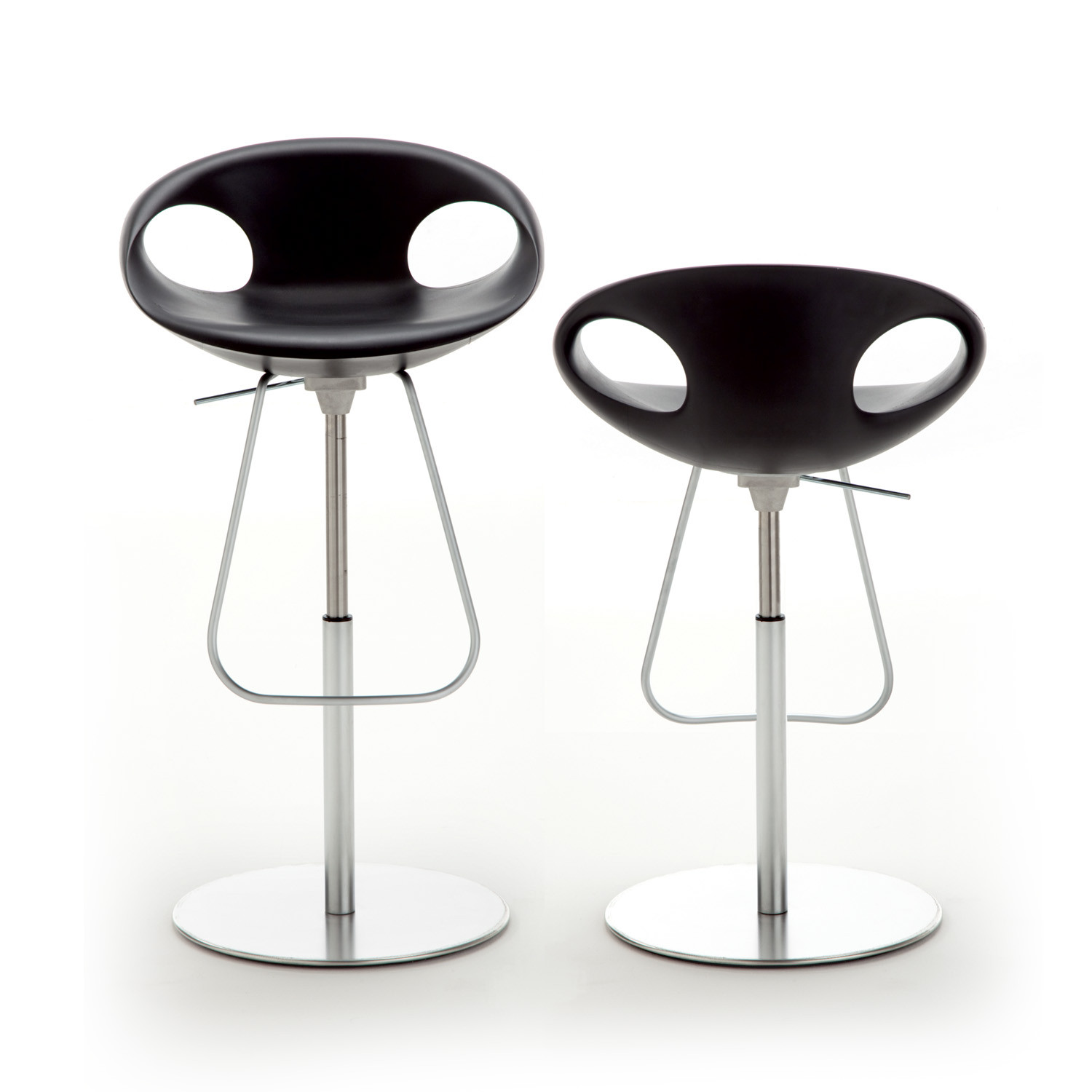 Up-Chair Bar Stools by Tonon