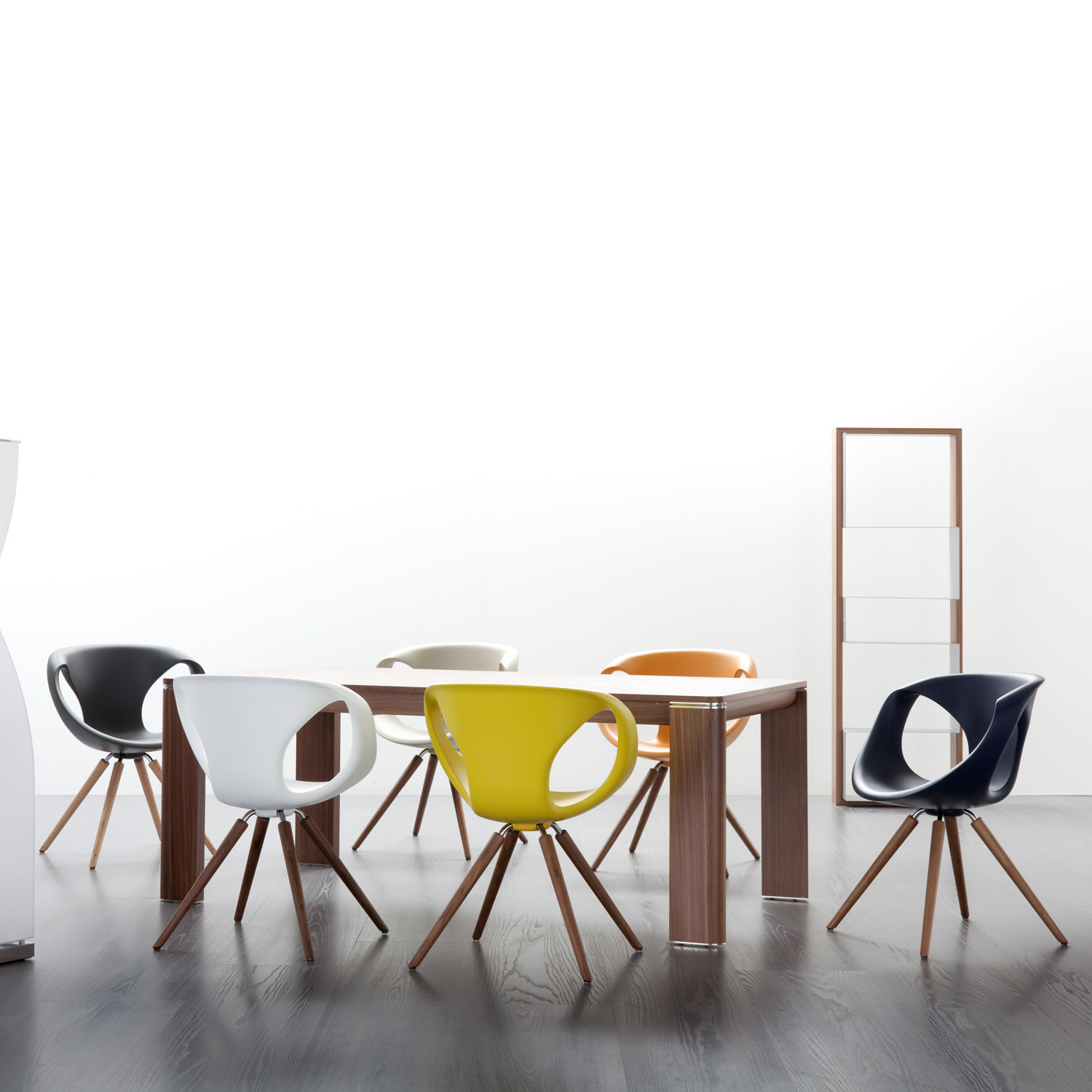 Up Chairs from Tonon